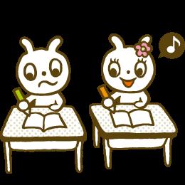 キャラクター セカンドスクール守谷教室 守谷学習塾